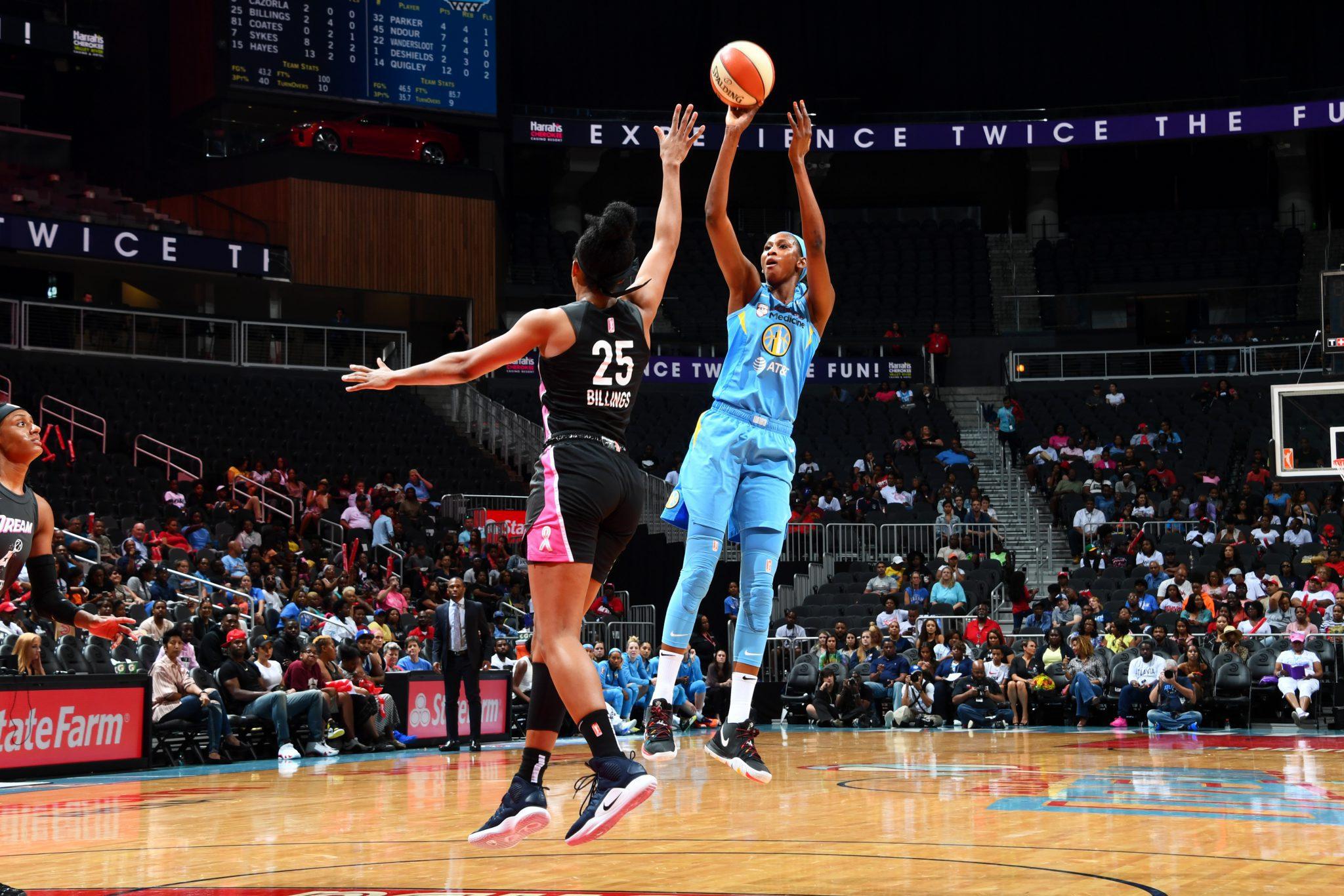 Astou Ndour, a los playoffs de la WNBA: Maite Cazorla se queda fuera