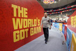 Colangelo avisa: «No olvidaré quiénes se borraron del Mundial»