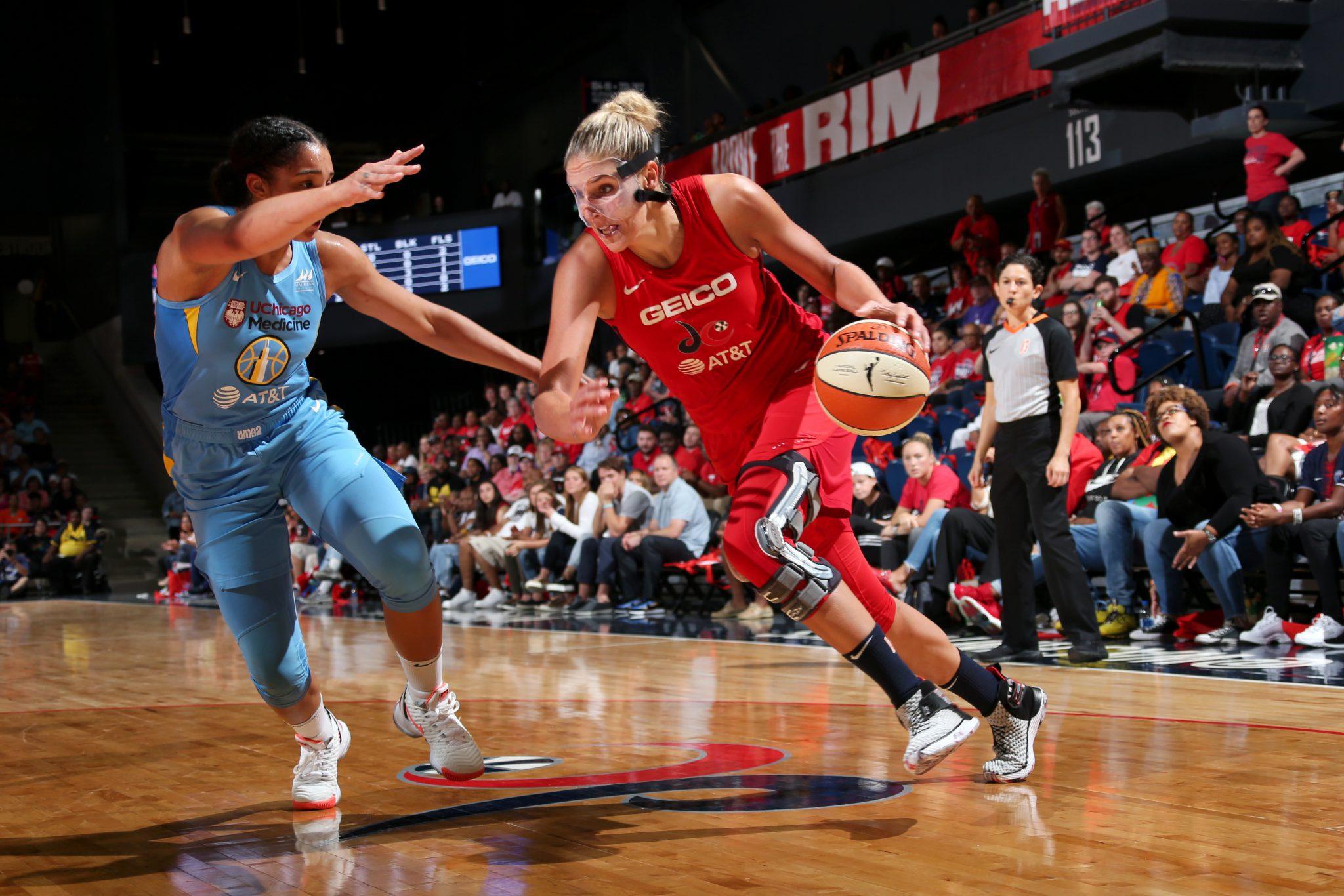 Delle-Donne hace historia: firma números no vistos en la WNBA