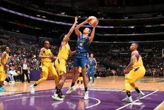 La WNBA encara los playoffs: así queda el cuadro final de eliminatorias