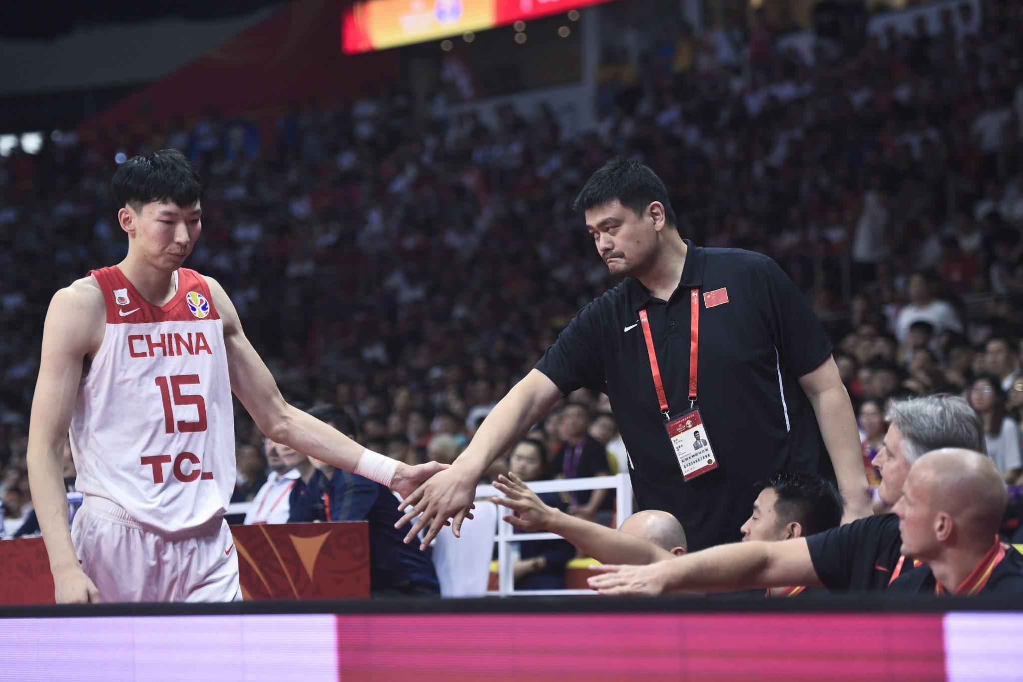 Yao Ming se pronuncia: asume que China no ha estado al nivel