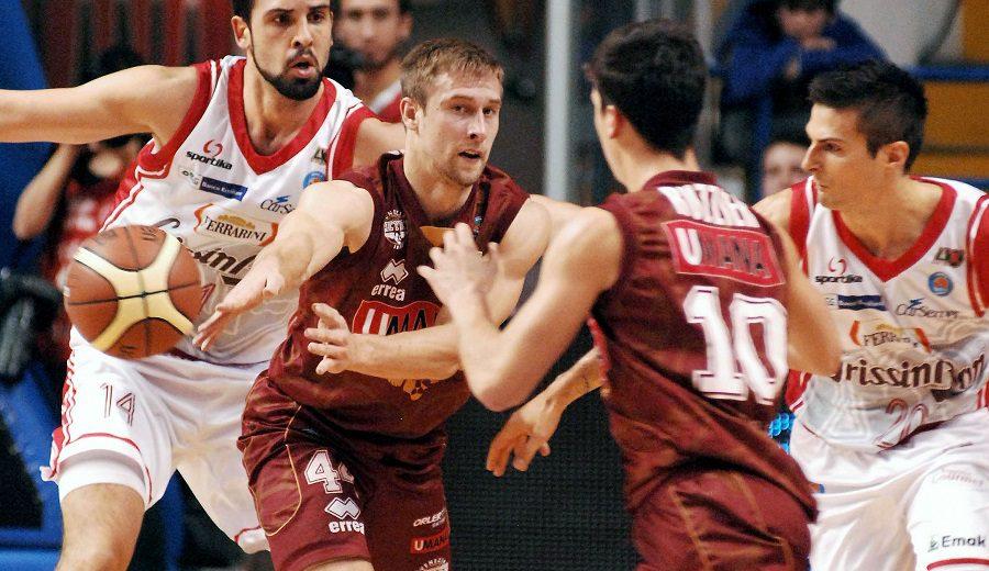 El lituano Deividas Dulkys firma un contrato temporal con Baxi Manresa