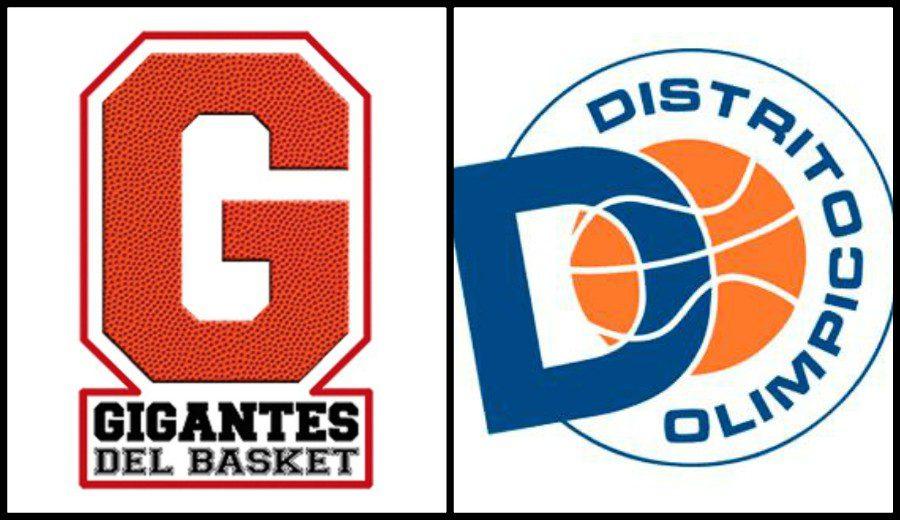 Gigantes y Distrito Olímpico, socios para colaborar en el desarrollo del baloncesto base