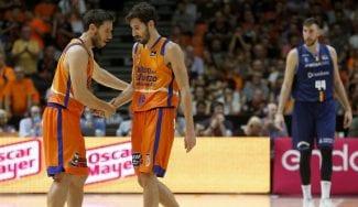 Inicio arrollador de Liga para el Valencia Basket: +21 ante el Andorra
