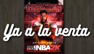 Basket y videojuegos, una feliz pareja en Gigantes. Lanzamiento de 2K20