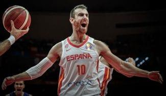 España da una clase magistral ante Serbia y acaba primera de grupo
