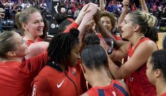 Las Washington Mystics, a por su primer título de la WNBA