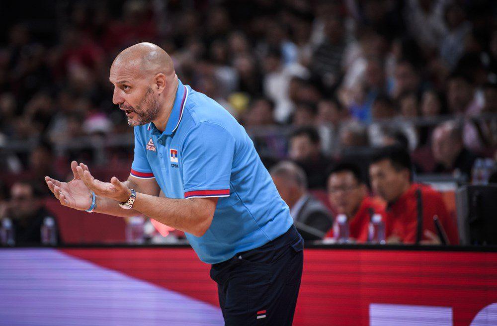 Djordjevic dice adiós: anuncia que deja la selección serbia