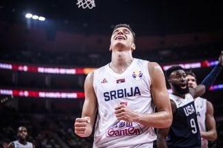 Tarde, pero Serbia demuestra de lo que es capaz: USA vuelve a perder