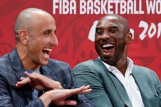 Palabra de Kobe: «Tendría 10 anillos si Ginóbili no hubiera estado»
