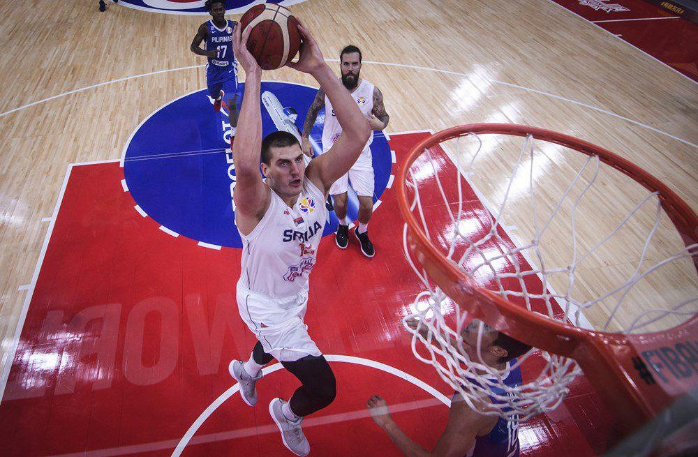 Serbia y su partido casi perfecto: segunda mayor paliza en un Mundial