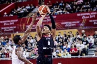 Rui Hachimura no jugará más en el Mundial de China con Japón