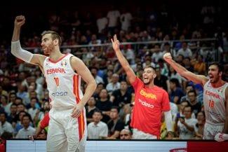 Ahora sí: el España-Serbia, el partido más visto de 2019 en España