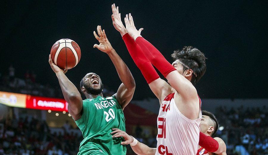 Josh Okogie (Nigeria); Foto: FIBA