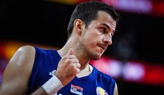 Bjelica refleja la decepción de Serbia: «No estábamos preparados»