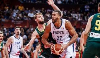 Francia elimina a Lituania gracias a De Colo y con polémica