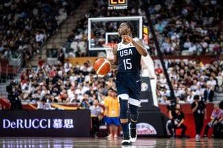 """Kemba, tras debutar: """"Juego diferente al de la NBA; mucho más físico"""""""