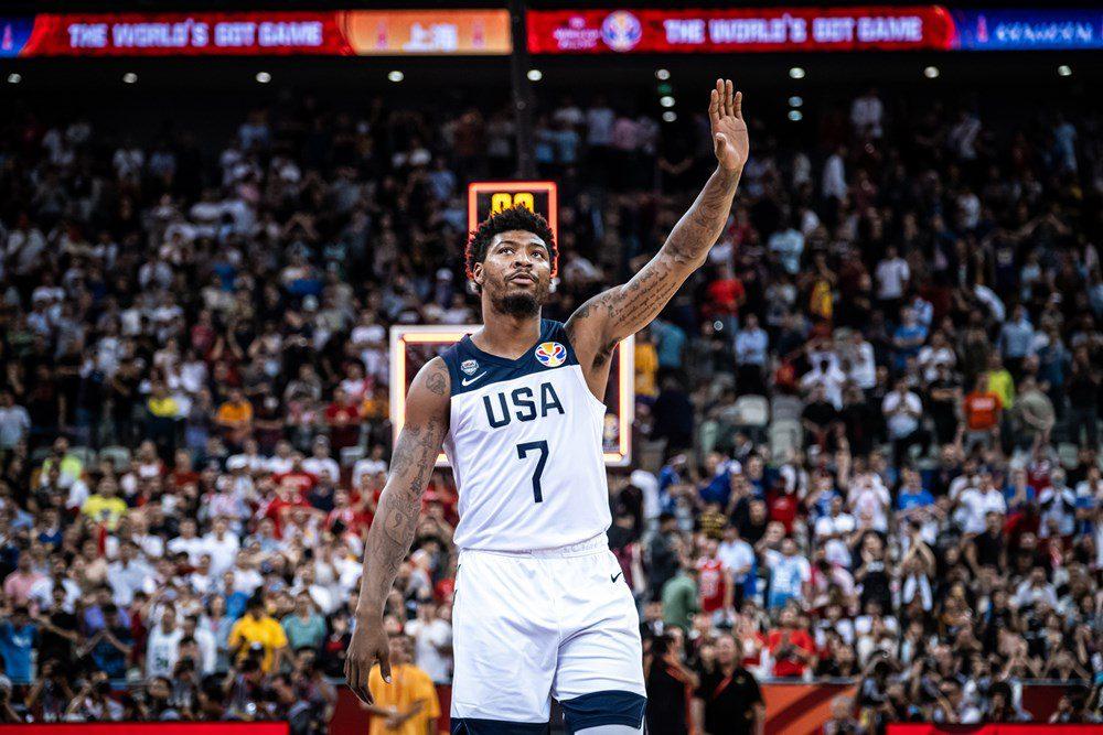 Smart no jugará más con USA tras la derrota ante Francia
