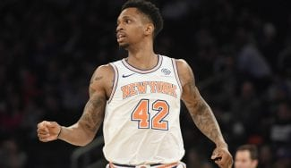 Lance Thomas se muda de barrio: cambia New York por Brooklyn
