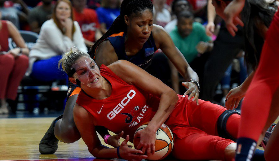 Las Washington Mystics se llevan el primer partido de la final WNBA