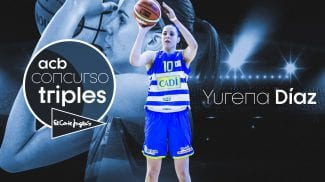 El concurso de triples ya tiene representante femenina: Yurena Díaz
