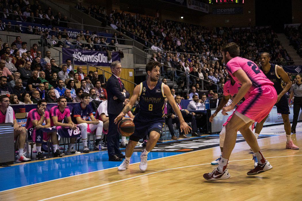 La salvajada de Mike Daum no impide que el Real Madrid gane en Galicia