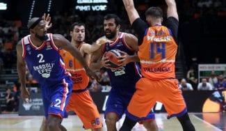 El Valencia Basket sigue sin conocer la victoria en Euroliga