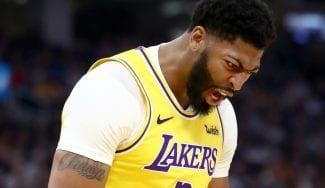 Tranquilidad en los Lakers con Anthony Davis y su salida al mercado en 2020
