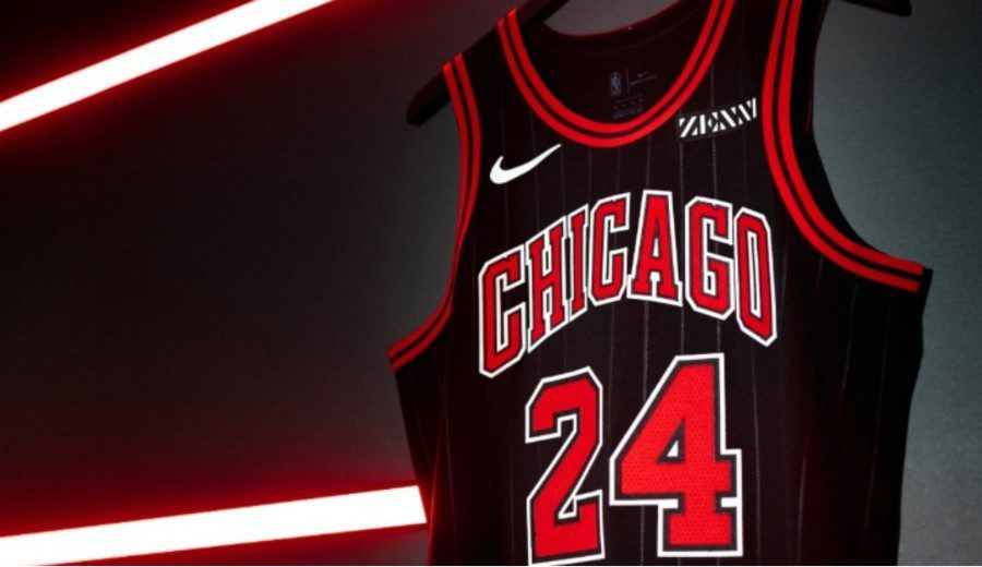 Los Chicago Bulls recuperan una de sus equipaciones más míticas