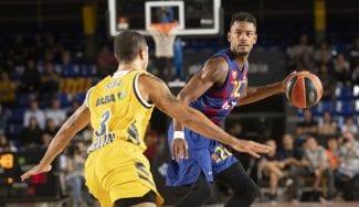 El Barça Basket es una apisonadora ante el Alba Berlín de Aíto