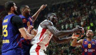 Mirotic vuelve a marcar el ritmo y el Barça se afianza como líder de la Euroliga