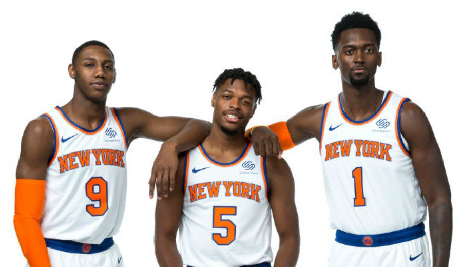 Guía NBA 2019/20: New York Knicks, por Andrés Monje