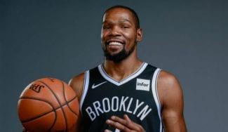 Kevin Durant admite que quiere terminar su carrera en el Barcelona