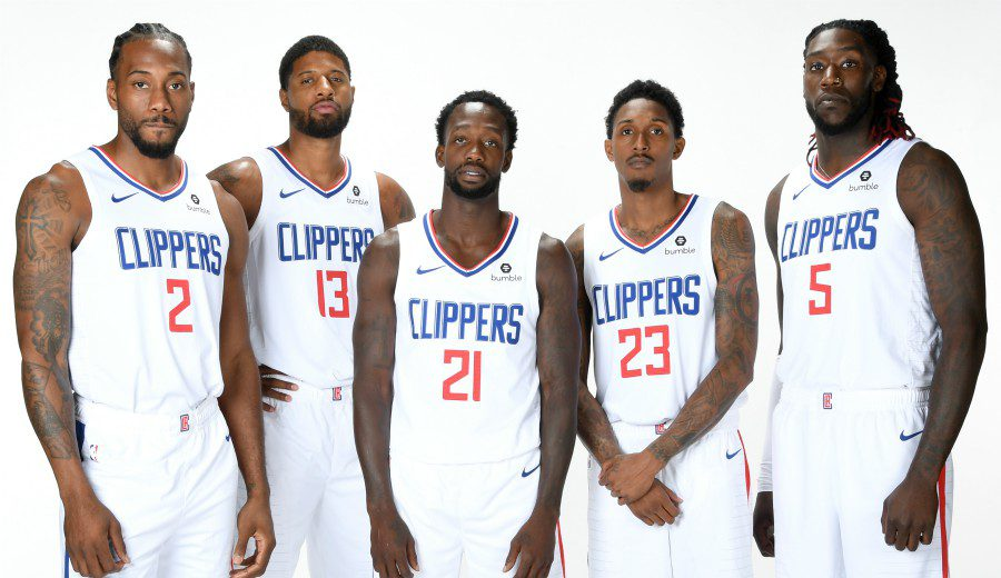 Los general managers apuestan por Los Angeles Clippers como campeones