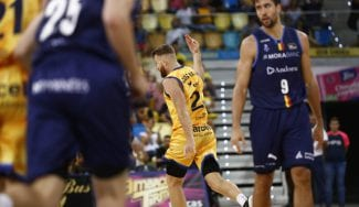 El Herbalife Gran Canaria golpea al MoraBanc Andorra en el último cuarto