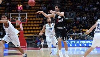 El MoraBanc Andorra no puede con la Virtus de Bolonia