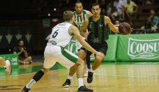 """Nikos Zisis está """"seguro al 99%"""" de que se retirará en el Joventut"""