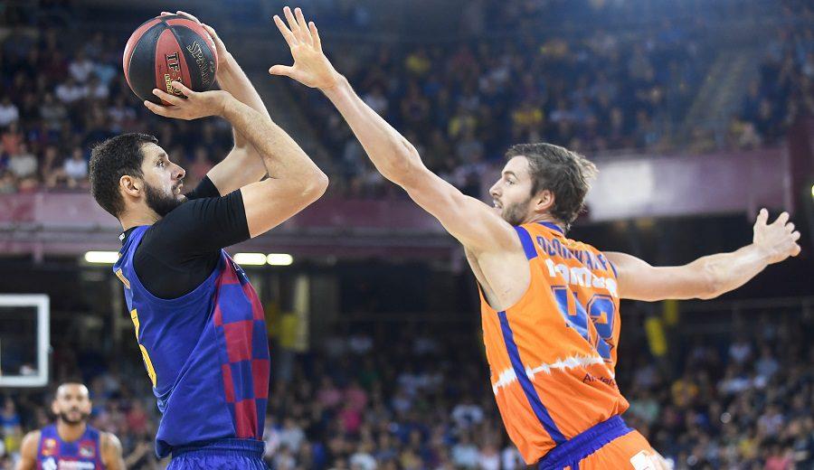 El Barça se lleva un partidazo tras un duelo desorbitado entre Mirotic y Loyd