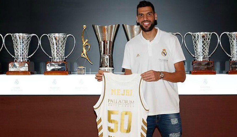 Salah Mejri se lesiona y no debutará todavía con el Real Madrid