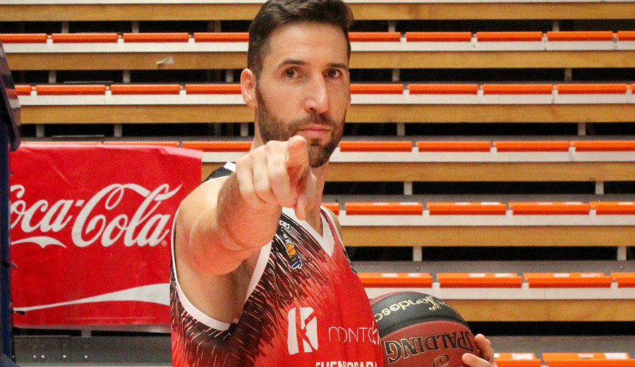Sergi Vidal mantiene vivo su sueño: regresa al Manresa como temporero