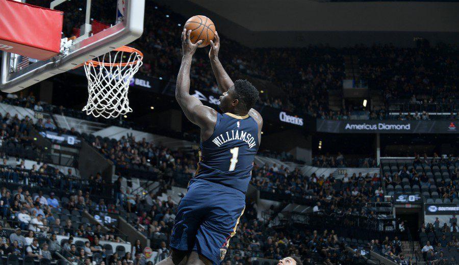 Lo mejor de la pretemporada en la NBA