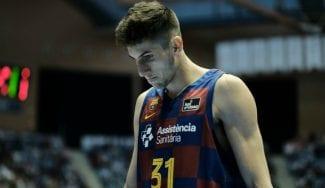 """La confesión de Leandro Bolmaro: """"Sólo cambiaré el Barça por la NBA"""""""