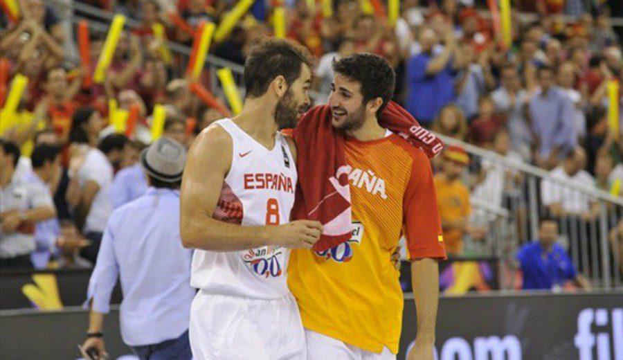Ricky y Calderón, dos leyendas que debutaron en la ACB el mismo día