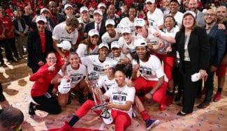 La WNBA ya tiene campeonas: las Mistycs de una heroica Delle Donne