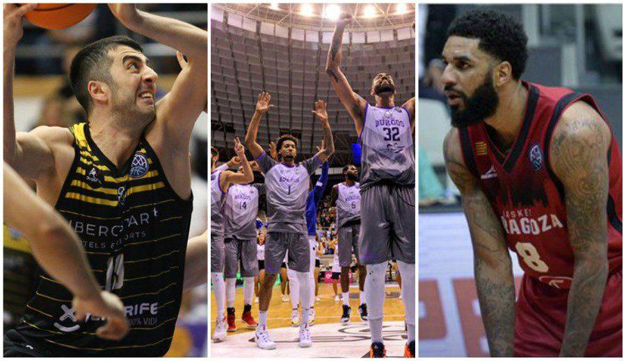 Pleno de victorias españolas en la Basketball Champions League