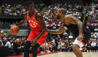 El partido de la polémica por Daryl Morey lo gana Toronto Raptors