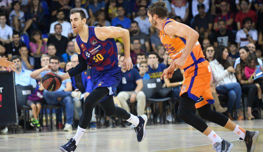 Más bajas en el Barça: Delaney y Claver no jugarán el jueves en Euroliga