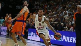 El campeón asusta y apaga la luz al Valencia Basket en la Fonteta
