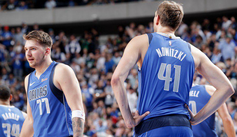 Doncic y su sueño en Dallas: «Estar los años de Nowitzki aquí»