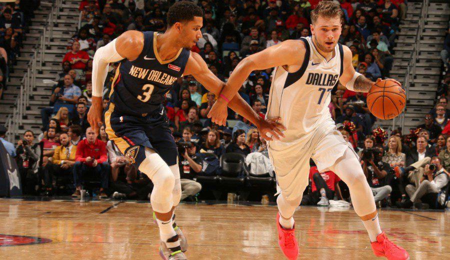 Doncic se cuela entre los candidatos al MVP de la NBA con un importante vuelco en las apuestas